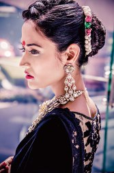 Indian bridal hairstyles 2014 17