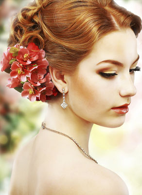 Admirable 12 Gorgeous Indian Bridal Hairstyles For 2014 Zuri Hairstyle Inspiration Daily Dogsangcom