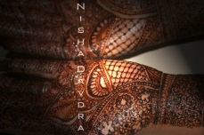 Mehndi design by Nisha 01