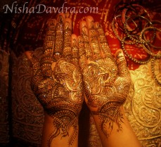 Mehndi design by Nisha 02