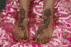 Mehndi design by Nisha 03