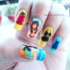 nail art designs by Anubhooti Khanna 03
