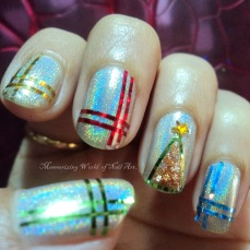 nail art designs by Anubhooti Khanna 10