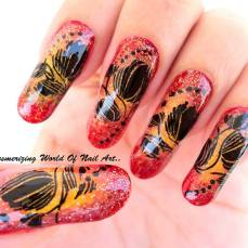 nail art designs by Anubhooti Khanna 17