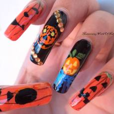 nail art designs by Anubhooti Khanna 18