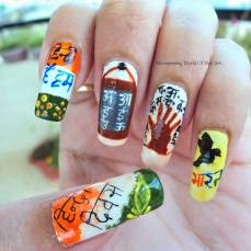 nail art designs by Anubhooti Khanna 19