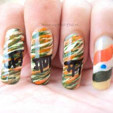 nail art designs by Anubhooti Khanna 20