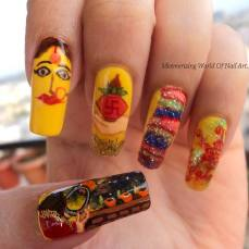 nail art designs by Anubhooti Khanna 22
