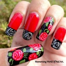 nail art designs by Anubhooti Khanna 25