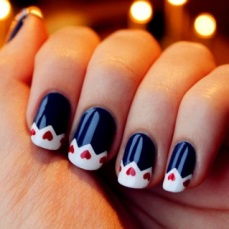 Nail art designs for christmas 15