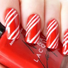 Nail art designs for christmas 17