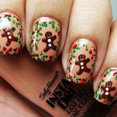 Nail art designs for christmas 20