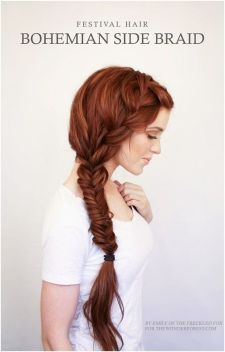 simple hairstyles for long hair 02