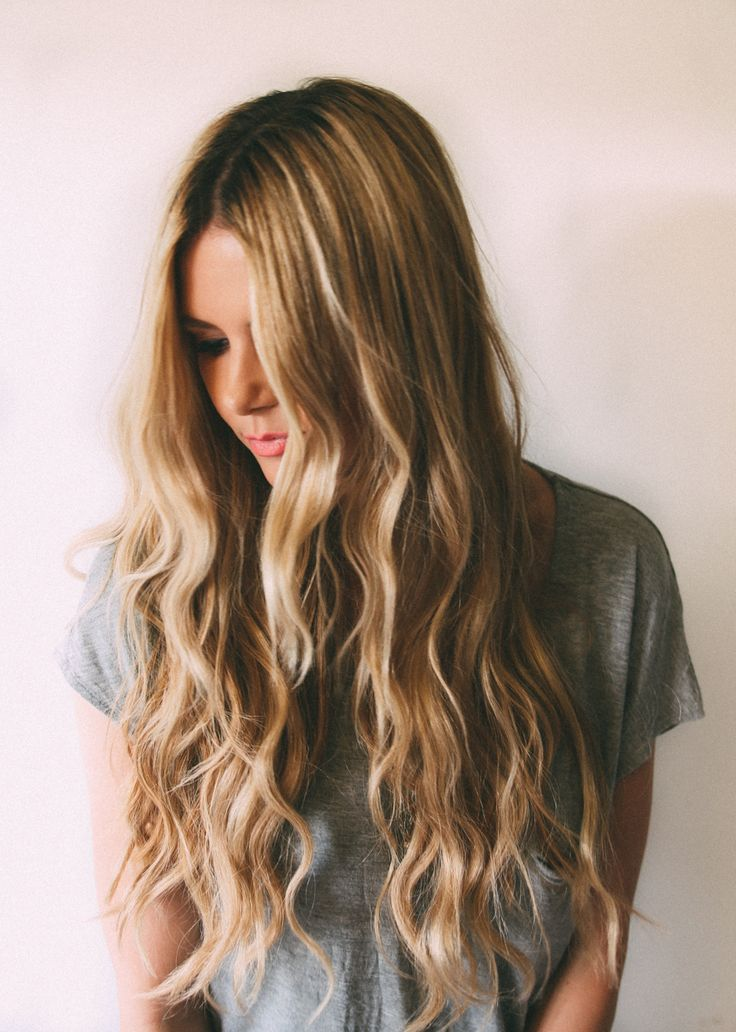 23 Simple hairstyles for long hair