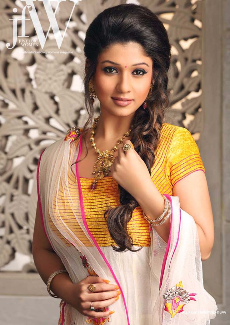 Incredible Chic Hairstyles For A South Indian Bride Zuri Short Hairstyles Gunalazisus