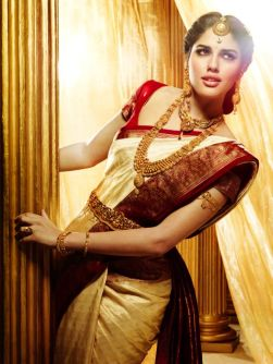 Hairstyles for South Indian Bride 07