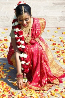 Hairstyles for South Indian Bride 09