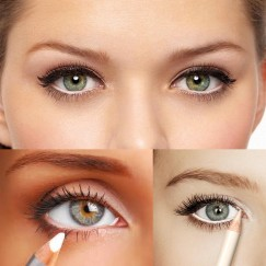 Makeup Tips for Small Eyes 01