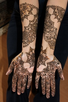 mehndi designs for hands 21