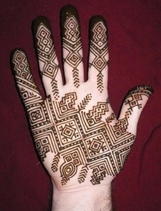 mehndi designs for hands 32