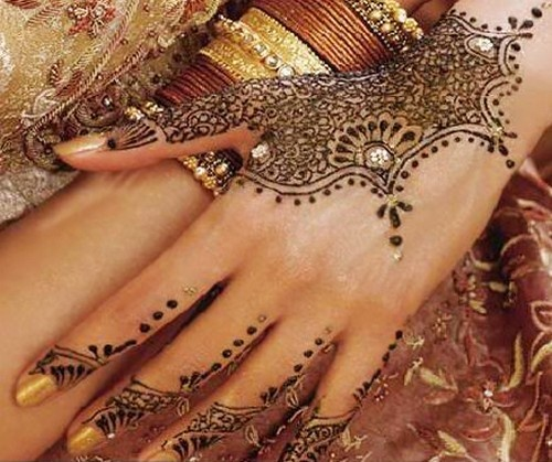 Arabic mehndi designs for bride relatives 07