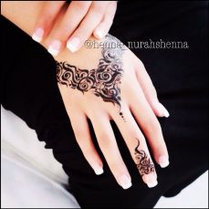 Arabic mehndi designs for bride relatives 09