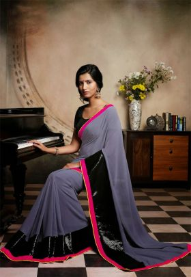 Designer sarees to wear on weddings 06