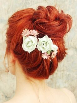 Easy hairstyles to do on Valentines day 03
