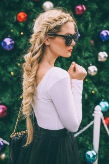Easy hairstyles to do on Valentines day 07