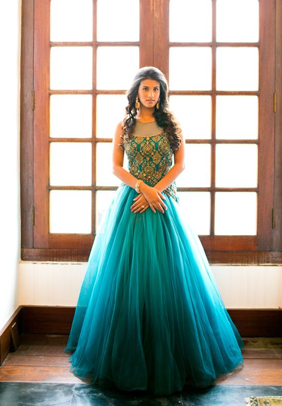 30 stunning indian dresses for an indian bridesmaid for Indian wedding dresses online india
