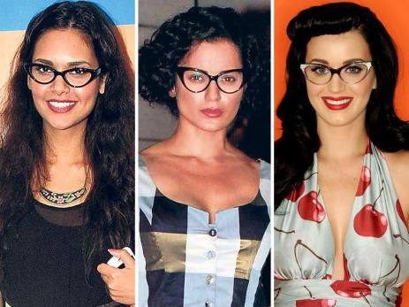 Makeup Guide for Women with Glasses 05