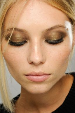 Smokey Eye Makeup for spring 04