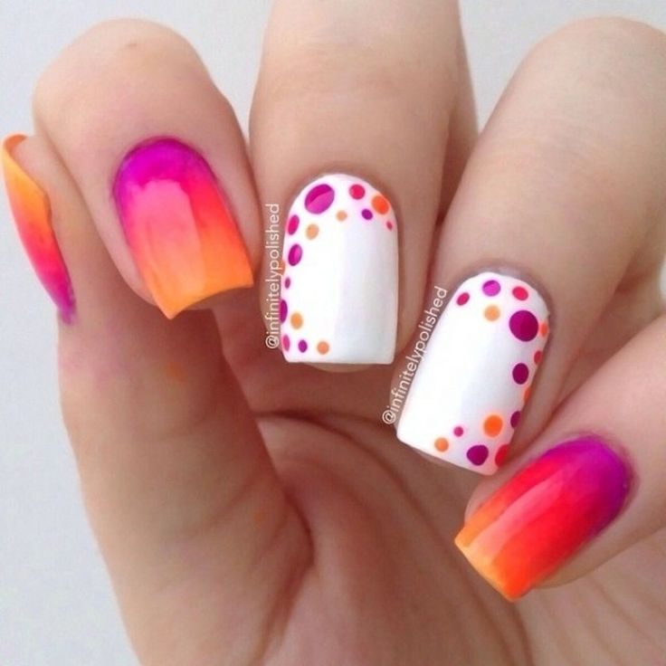 spring summer nail art designs 17 indian makeup and