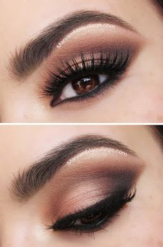 Best Wedding Makeup Looks For Brown Eyes Photos - Styles & Ideas ...