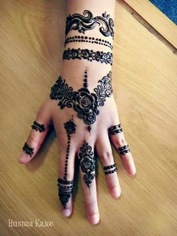 Arabic mehndi designs 02