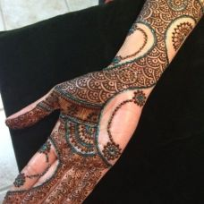 Arabic mehndi designs 07