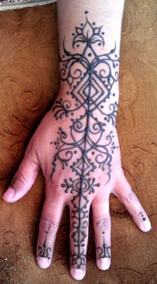 Arabic mehndi designs 09