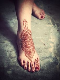 Arabic mehndi designs 17