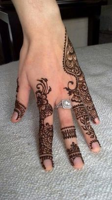beautiful mehandi designs 12