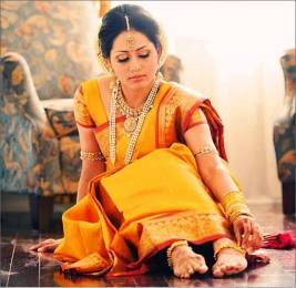 Beauty Tips for South Indian Brides 02