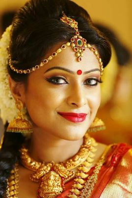 Beauty Tips for South Indian Brides 05
