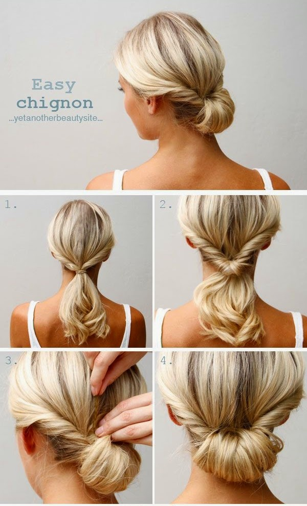 6 Easy Hairstyles For Long Hair Indian Makeup And Beauty Blog
