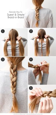 easy hairstyles for long hair 04