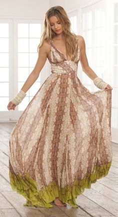 Fashionable summer dresses 01