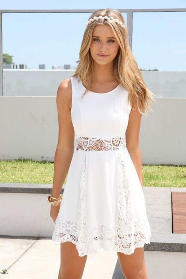 Fashionable summer dresses 02