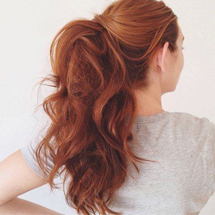 Hairstyles for curly hair 37