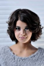 Hairstyles for curly hair 42