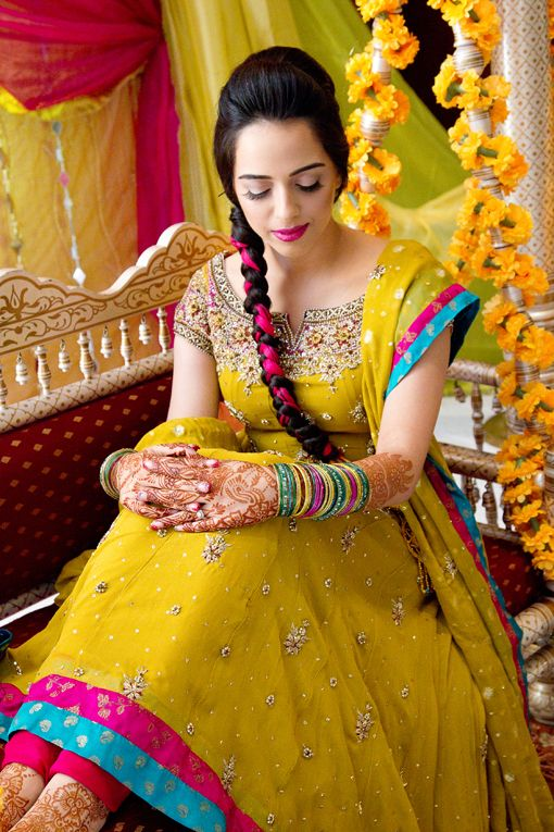 How To Do Eye Makeup For A Mehendi Function | Indian Makeup And Beauty Blog | Beauty Tips | Eye ...