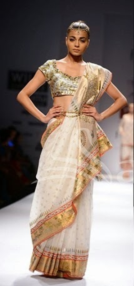 Latest Designer Sarees 07