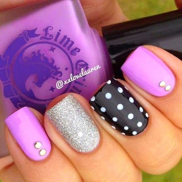 Latest Nail Art Designs 01 Indian Makeup And Beauty Blog Beauty